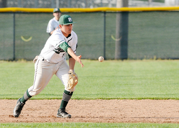 Don Knight | The Herald Bulletin<br /> Pendleton Heights hosted Anderson on Wednesday.