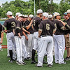 Photo by Chris Martin for The Herald Bulletin.<br /> Daleville won the Class 1A Semi State against Northfield Saturday June 9 2018.  The game was played at Kokomo Municipal Stadium.
