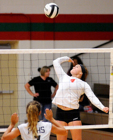 Don Knight | The Herald Bulletin<br /> Anderson hosted Pendleton Heights on Wednesday.