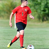 John P. Cleary | The Herald Bulletin<br /> Anderson vs Liberty Christian in boys soccer.