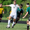 John P. Cleary | The Herald Bulletin<br /> AHS vs Yorktown in boys soccer.