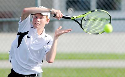 8/26/16 Lapel vs Frankton county tennis