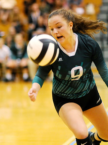 Don Knight | The Herald Bulletin Pendleton Heights hosted Lapel on Tuesday.
