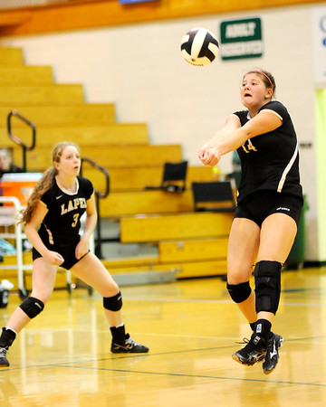 Don Knight | The Herald Bulletin<br /> Pendleton Heights hosted Lapel on Tuesday.