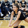 John P. Cleary | The Herald Bulletin<br /> Frankton vs Lapel in volleyball.