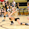 Don Knight | The Herald Bulletin<br /> Madison-Grant's Kanani Price passes the ball as the Argylls hosted Wapahani on Wednesday.