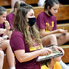 Inspired by the Deanna Miller ceremony before their match, the Lady Tigers went out and defeated Tipton in a three-set sweep Wednesday evening.