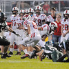Don Knight | The Herald Bulletin<br /> Pendleton Heights hosted New Palestine on Friday.