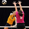John P. Cleary |  The Herald Bulletin<br /> Shenandoah vs Daleville in volleyball.