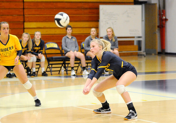 Don Knight | The Herald Bulletin<br /> Shenandoah hosted Hagerstown on Thursday.