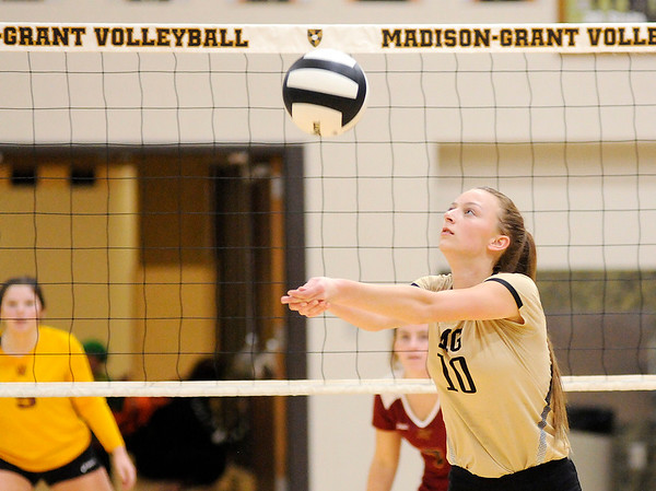 Don Knight | The Herald Bulletin<br /> Madison-Grant hosted Alexandria on Saturday.