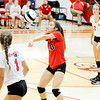 Don Knight | The Herald Bulletin<br /> Frankton hosted Alexandria on Tuesday.