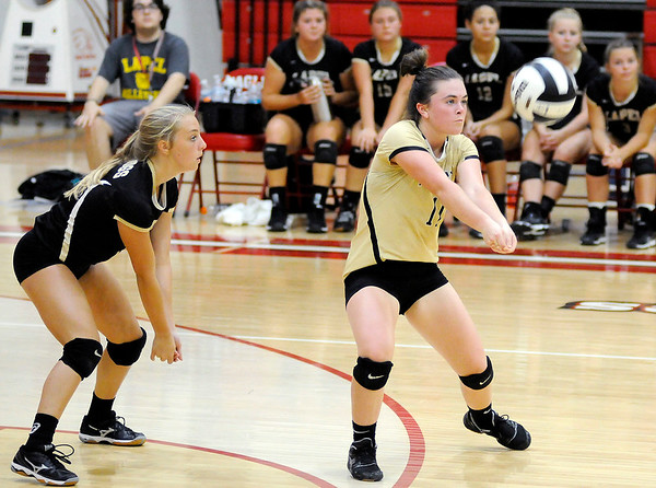 Don Knight   The Herald Bulletin<br /> Frankton hosted Lapel on Wednesday.