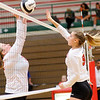Don Knight | The Herald Bulletin<br /> Madison County Volleyball Tournament at Anderson on Thursday.