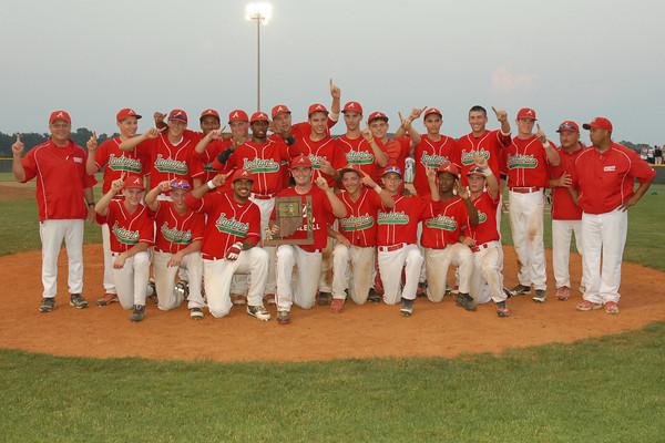 2012 IHSAA Baseball Sectional champions.