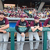 John P. Cleary | The Herald Bulletin<br /> The Alexandria Tigers vs Southridge Raiders in IHSAA 2A Baseball State Championship.