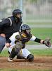 Pioneer High School vs. Sheldon High School; Varsity Baseball action at Pioneer High, Woodland, CA