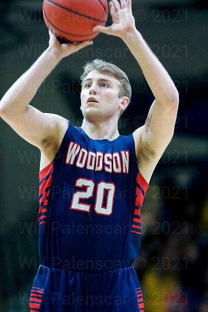 Jason Aigner led all scoreres with 23 points in 6A North Regional final