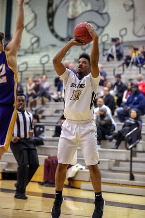 D.J. Gregory scored 12 points in Westfields 102-70 win over Lake Braddock.