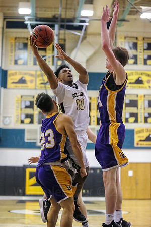 D.J. Gregory scored 12 points in Westfields win over Lake braddock 102-70