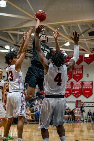 Marshall Reed #3 elevated Westfield over Madison in a 1st round Concorde District Tournament