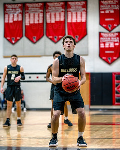 Gavin Kiley's 5, 4th quarter points help ensure a Westfield road victory in the 1st round of the Concorde District Tournament