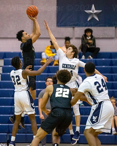 westfield's Marshall Reed scored 23 points in a 1st round rregional win over Washington- Lee