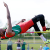 Don Knight | The Herald Bulletin<br /> Boys Track Sectional at Mt. Vernon on Thursday.