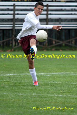 11/01/2012 BV Soccer vs. Bulkeley