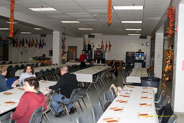 11/20/2012 Fall Sports Banquet