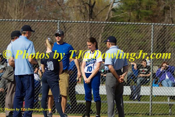 04/17/2013 GV SBall vs. Middletown High School