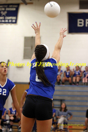2012-2013 Volley Ball