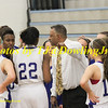 12/11/2013 TJ Dowling<br /> <br /> Bristol Eastern High School vs. Tolland High School<br /> <br /> Coach Floyd talks to his team during a time out