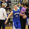 1/22/2016  TJ Dowling | Bristol Eastern High School vs. Bristol Central High School<br /> <br /> Canon EOS 7D Mark II, EF70-200mm f/2.8L USM, @ f2.8, 1/500, ISO 5000