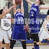 2/18/2017  TJ Dowling | Bristol Eastern High School vs. Hall High School <br /> <br /> Canon EOS 7D Mark II, EF70-200mm f/2.8L USM, 75mm, @ f2.8, 1/500, ISO 5000