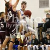 2/19/2018  TJ Dowling | Bristol Eastern High School vs. Bristol Central High School  <br /> <br /> <br /> Canon EOS 7D Mark II, EF70-200mm f/2.8L USM, 90mm, @ f2.8, 1/640, ISO 5000