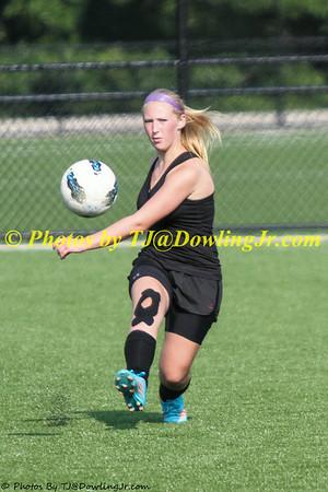 07/25/2014 Girls Soccer