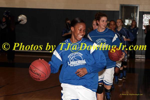 02/06/2012 vs. Plainville High School - Senior Night