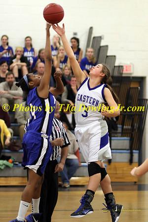 12/13/2011 vs. Hall High School