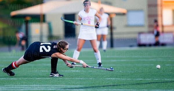 Herndon Hornet Kaley Selnar #12 shows good form , but Westfield comes up with win 1-0