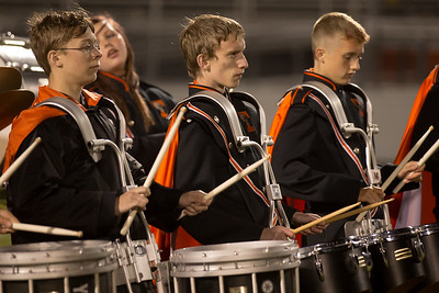 15 10 09 Towanda v Athens Drum Line-18