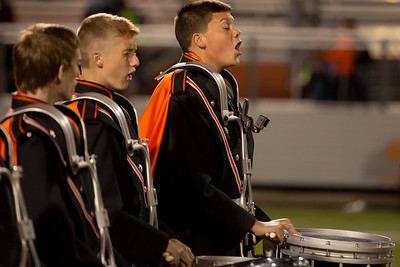15 10 09 Towanda v Athens Drum Line-5