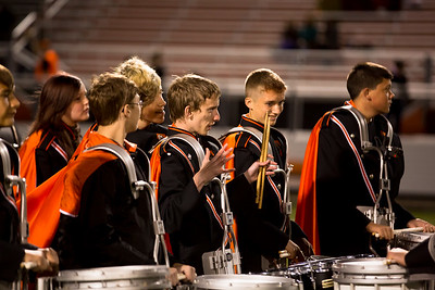15 10 09 Towanda v Athens Drum Line-1