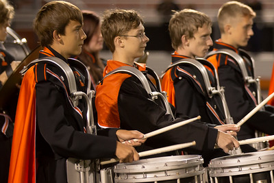 15 10 09 Towanda v Athens Drum Line-27