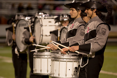 15 10 09 Towanda v Athens Drum Line-23