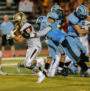 Broad Runs Meech Hembry # 2 breaks free to score on of his 5 TDs . Hembry would rush for 253 yards.