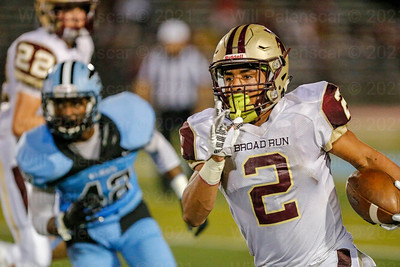 Broad Run gave Centreville a large dose of Meech Henry #2 in their 56-21 win Friday night.
