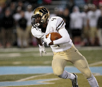 Ivory Frimpong led all Westfield rceivers with 6 catches
