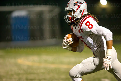 McLeans Wesley Romary #8