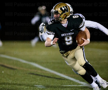 Cole Huling has second interception in two weeks for Westfield Bulldogs